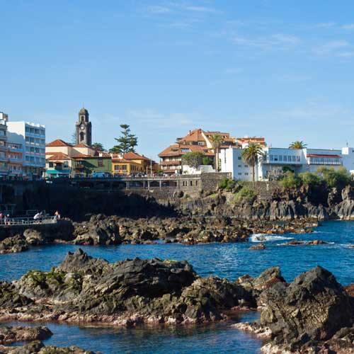 Tenerife shore excursion puerto de la cruz - Airport transfers tenerife south to puerto de la cruz ...