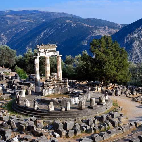 Piraeus Athens Shore Excursion Ancient Delphi